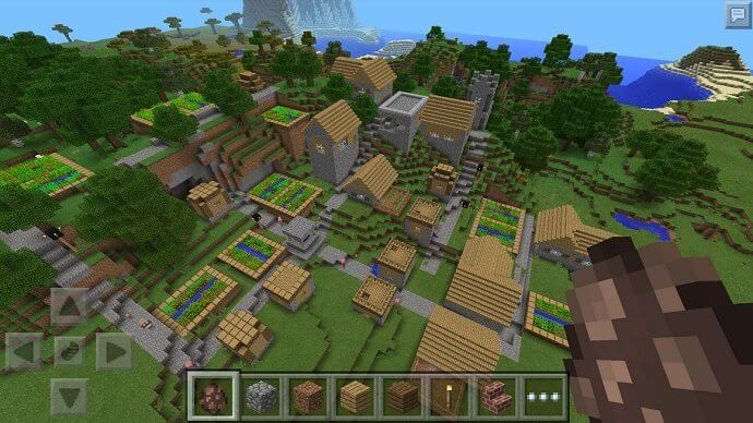 Minecraft-Jogo-Mobile