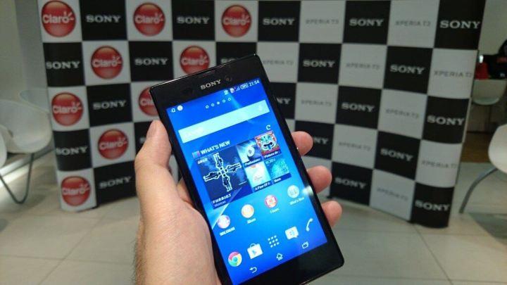 Sony Xperia T3 SMT 02 720x405 - Sony Xperia T3 chega com exclusividade na Claro