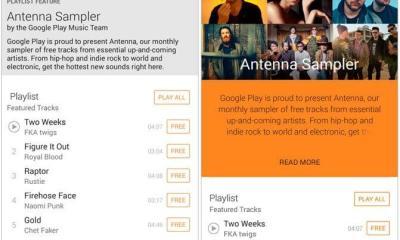 google play store 5 0 3 - Vem aí a nova versão da Google Play Store 5.0