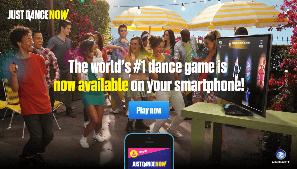 just dance now x showmetech 9 - Just Dance Now: game da Ubisoft via Streaming utiliza seu smartphone como controle de movimento