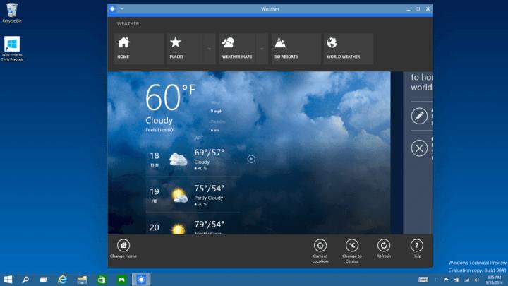 windows 10 microsoft 2 720x405 - Microsoft apresenta o Windows 10 para computadores, smartphones e tablets