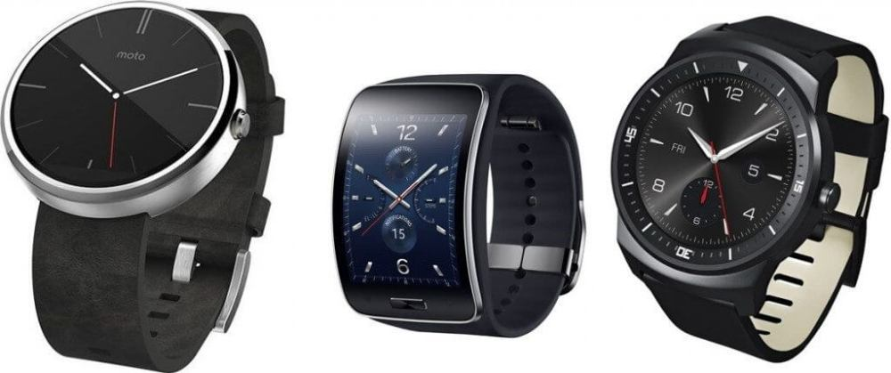 batalha pagina cortada - Moto 360 x Gear S x G Watch R