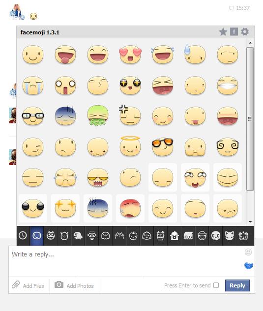 "facebook libera stickers para comentarios - Facebook libera ""stickers"" para comentários"