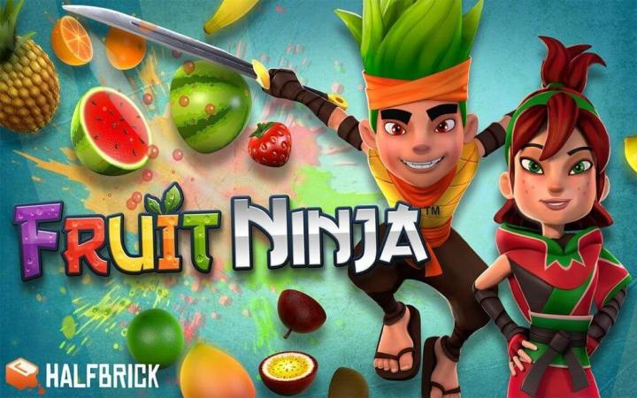fruit ninja 720x450 - Dia das Crianças: jogos de graça na Amazon