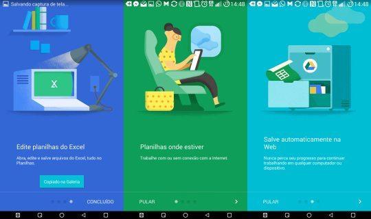 google apps showmetech material design android l 5 lollipop - Mais apps do Google ganham atualização para o Material Design (APK Download)