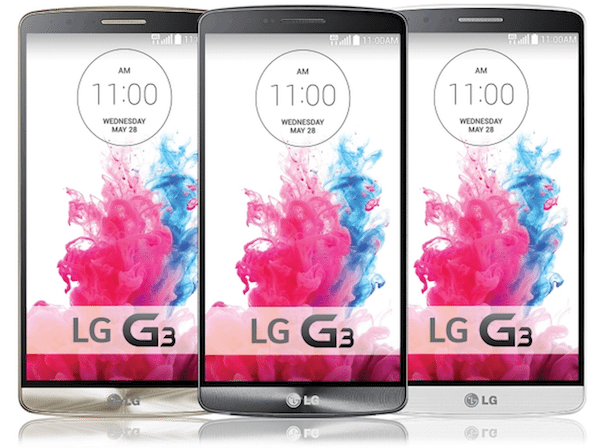 LG G3 é considerado o Mais Inovador pelo Mobile Choice Awards