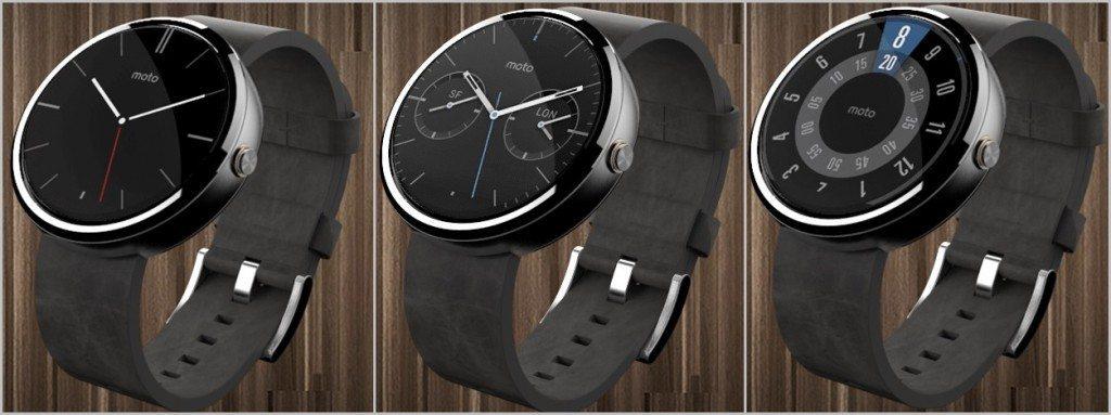 minimal dial rotate - Moto 360 x Gear S x G Watch R