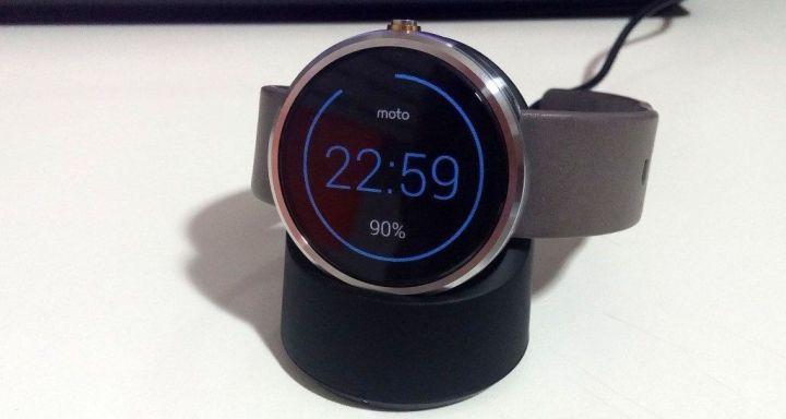 motorola moto 360 smartwatch relogio 15 720x384 - Review: relógio inteligente Moto 360 da Motorola