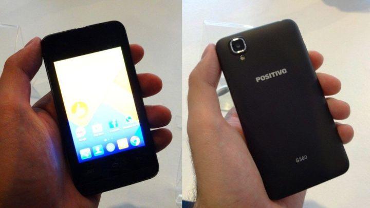 positivo parceria operadoras smartphones smt s380 720x405 - Positivo fecha parceria com Oi e TIM para venda de smartphones