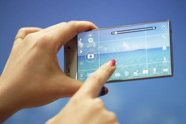 sharp aquos cristal 2 - O smartphone mais lindo do mundo já está à venda nos EUA