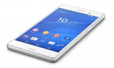Vivo inicia venda do Xperia Z3 da Sony