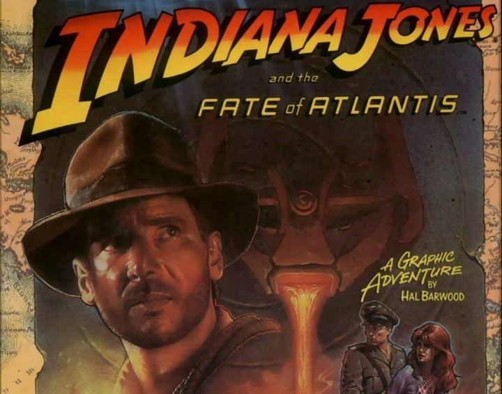 Disney gog lucasarts indiana jones atlantis