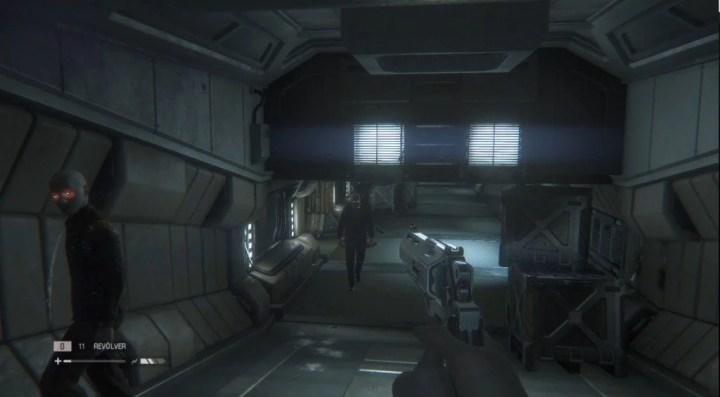 doides 720x397 - Game Review: Alien Isolation - Parte 1