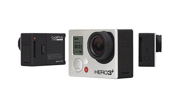 gopro hero 3 black edition 3 - Câmera GoPro será fabricada no Brasil e vai custar R$ 1.699