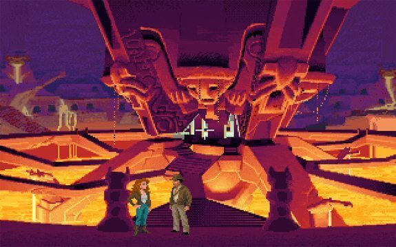 indiana jones fate atlantis - Disney e GoG anunciam re-lançamento de Star Wars, Indiana Jones, Monkey Island e outros títulos da LucasArts