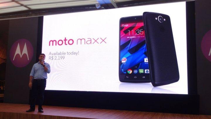 motorola moto maxx 720x405 - Moto Maxx e Moto 360 começam a ser vendidos no Brasil