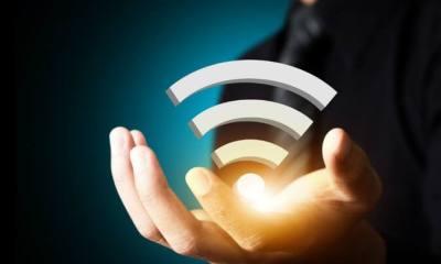 wifi shutterstock 159430124 webonly - Chegou a vez do Li-Fi - Internet saindo da sua lâmpada