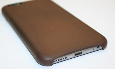 2 - Review: Leather Case para iPhone