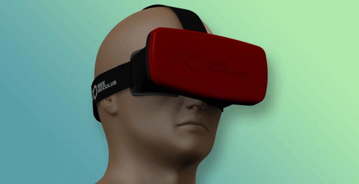 beenoculus oculus de realidade virtual 720x369 - Empresa brasileira cria óculos de realidade virtual para smartphones