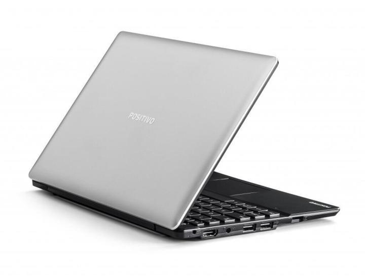 positivo sx 1000 lateral 720x547 - Positivo anuncia notebook com sistema Android por R$799