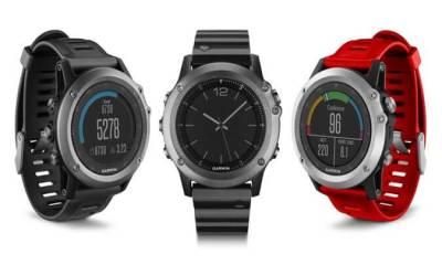 garmin fenix3 - CES 2015: Garmin revela 3 novos smartwatches