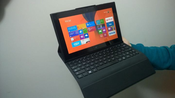 Review Lumia 2520 - Showmetech