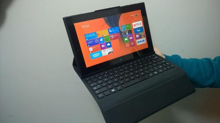 nokia lumia 2520 teclado 1 720x405 - Review Lumia 2520 Tablet: 10 motivos para comprar o seu