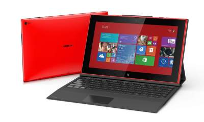 Review Nokia Lumia 2520