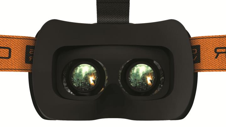 rzr osvr 6 whitebg 720x405 - CES 2015: Razer lança aparelho de realidade virtual com código aberto