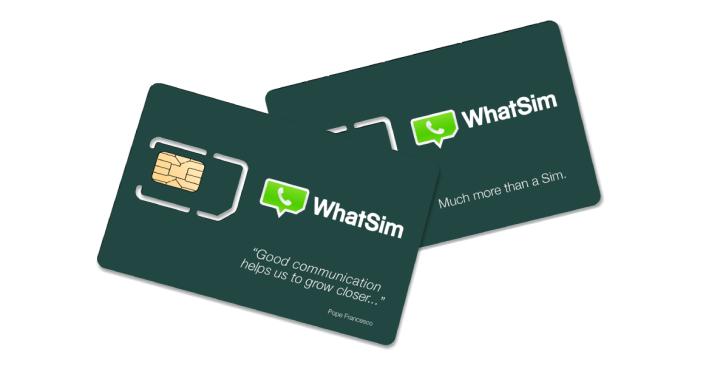 whatsim 720x377 - WhatSim: o chip para você falar de graça no WhatsApp