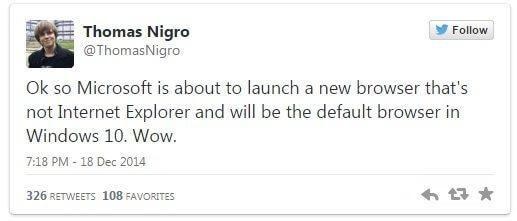 windows 10 nao tera navegador internet explorer - Windows deve aposentar Internet Explorer em nova versão