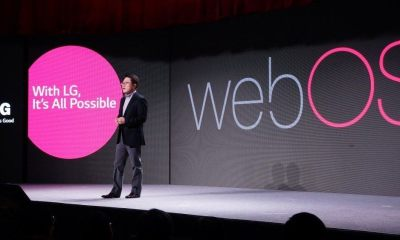 07023772 photo lg webos tv ces 2014 - LG lança primeiro smartwatch 4G rodando WebOS