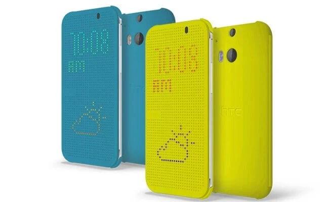 1422798195 dotview - Surgem novas fotos do HTC One M9 e do M9 Plus na web