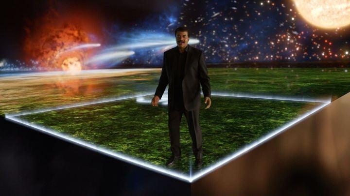 "cosmosneiltyson 720x405 - Segunda temporada de ""Cosmos: A Spacetime Odyssey"" permanece em suspense"