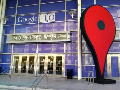 google io 2011 moscone center - Google I/O 2015 já tem data confirmada