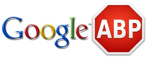google paid adblock plus whitelisting its sponsored ads - Google e Microsoft pagam para não terem seus anúncios bloqueados na web
