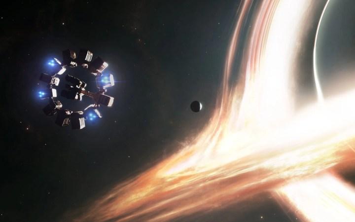 interstellar voyage wide 720x450 - O buraco negro que Interestelar criou e não nos mostrou