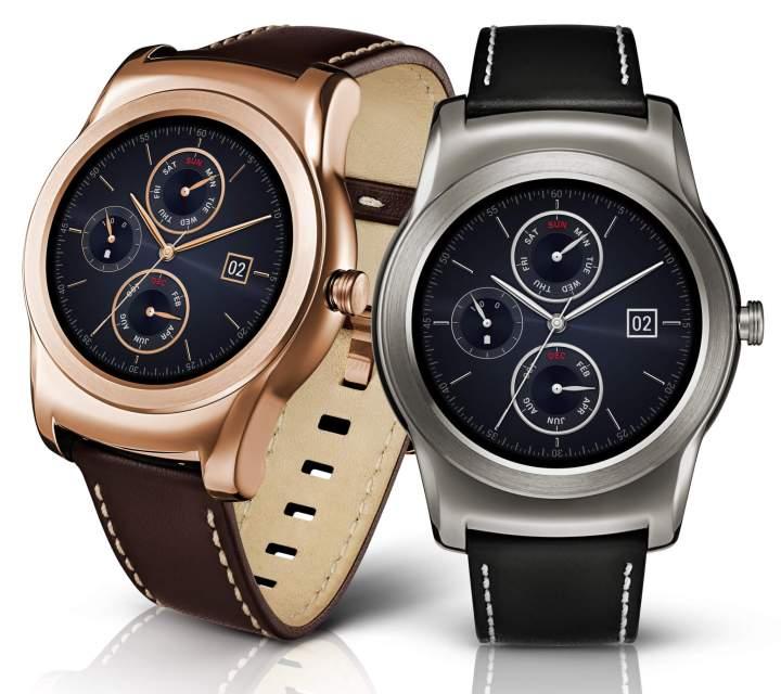 lg watch urbane 720x640 - Smartwatch LG G Watch Urbane dá as caras nas lojas européias