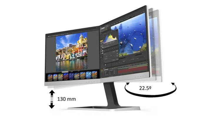19dp6qjns - Review: monitor duplo Philips Brilliance LCD LED (19DP6 / 19DP6QJNS)