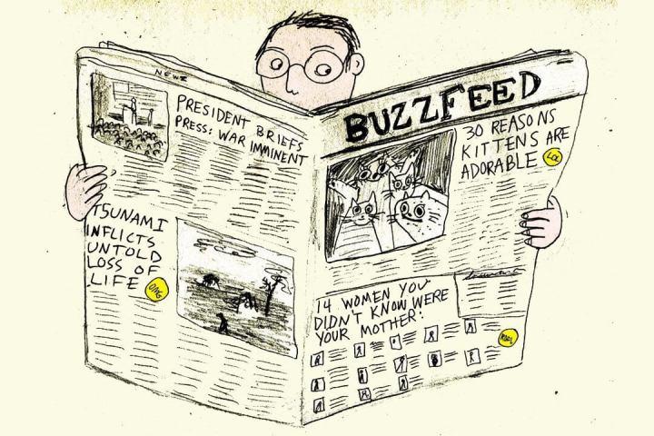 buzzfeed journal 112 720x480 - Alma do negócio? BuzzFeed acredita que o futuro das novas mídias está no conteúdo