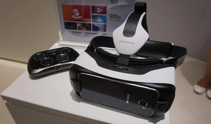 dsc00583 11 720x424 - Samsung Gear VR ganha nova versão menor e com melhorias para o Galaxy S6
