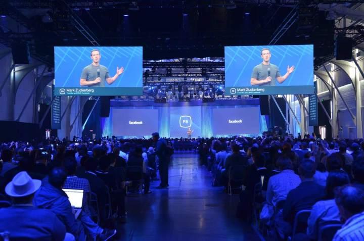 f8 2015 720x477 - F8 2015: Messenger do Facebook vira plataforma para apps e empresas