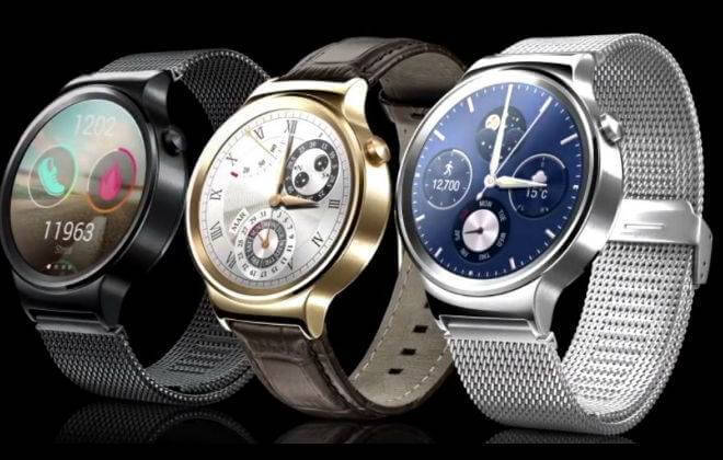 huawei watch core - Huawei entra na briga pelo mercado de smartwatches