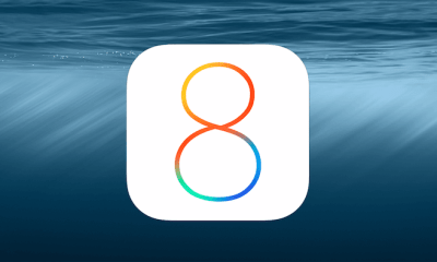 ios8 logo - Apple lança iOS 8.2