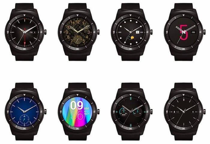 lg g watch r - LG apresenta G Flex 2, novos relógios inteligentes e smartphones para o público brasileiro