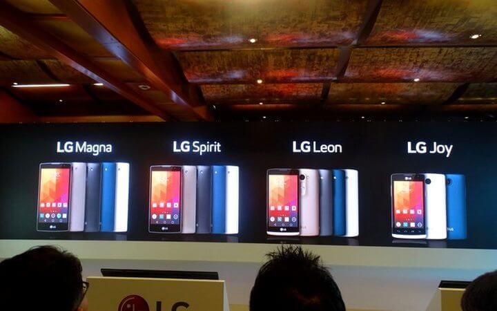 lgcels 720x450 - LG apresenta G Flex 2, novos relógios inteligentes e smartphones para o público brasileiro
