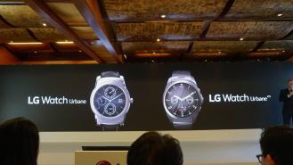 Nova linha LG Watch Urbane