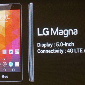 Prime Plus é o nome do LG Magna para os brasileiros