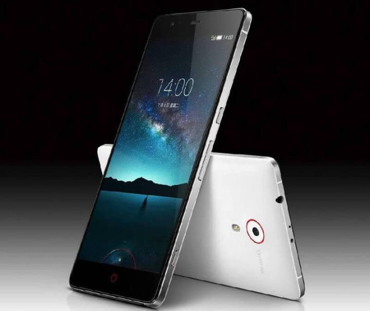 zte nubia z7 720x604 - MWC15: Nubia Z7 é um smartphone que pinta com a luz
