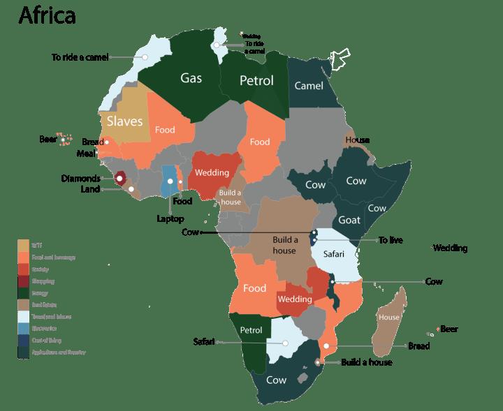 africa 1 1 720x589 - Saiba qual o produto mais pesquisado no Google em cada país